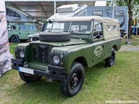 Land Rover Series 3 vom Offroad- und Reisemagazin Matsch&Piste