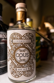 Opus Luxembourg Dry Gin