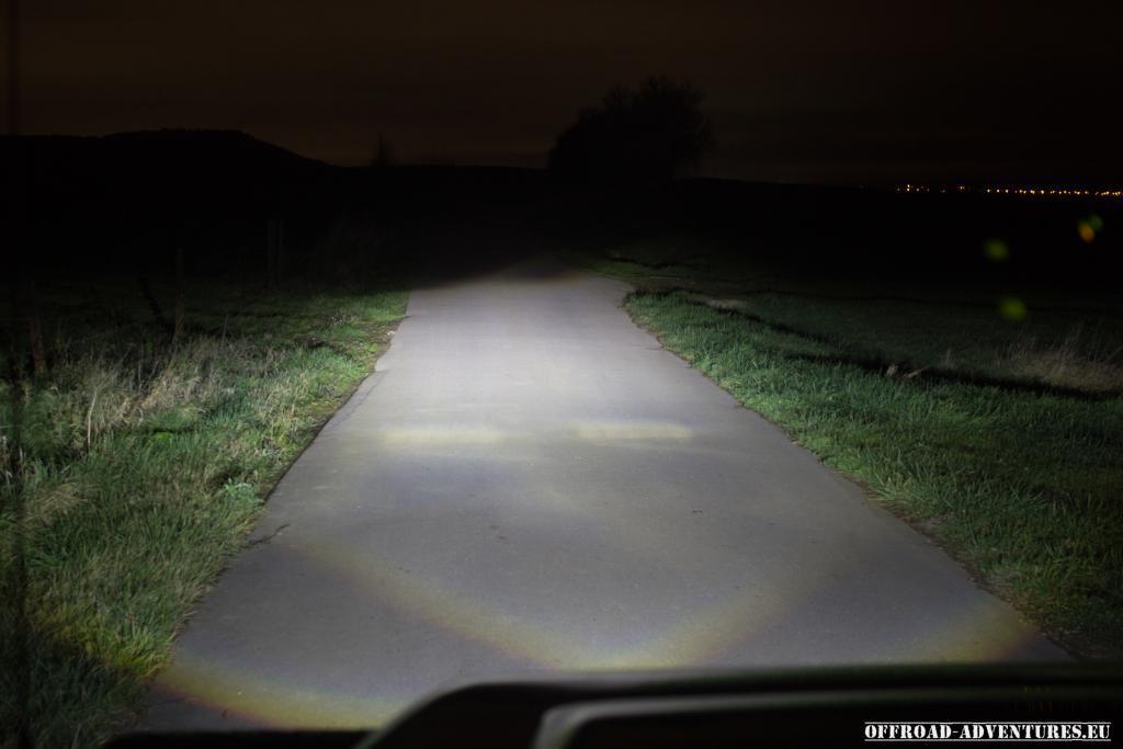 Nolden LED Scheinwerfer - Abblendlicht