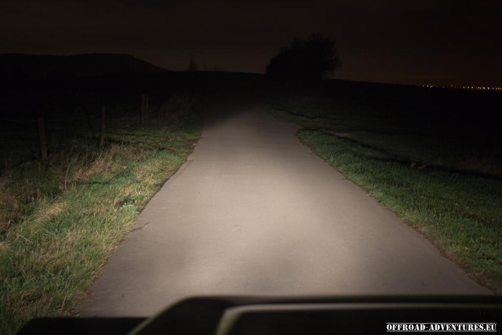 Licht mit H4 Birnen - Abblendlicht