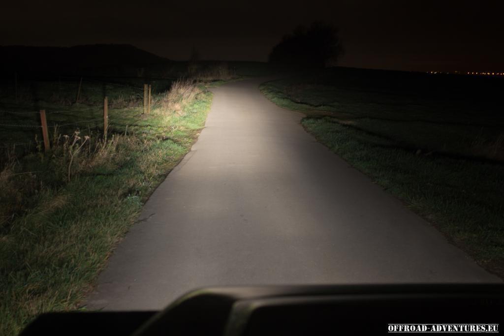 Licht mit H4 Birnen - Fernlicht