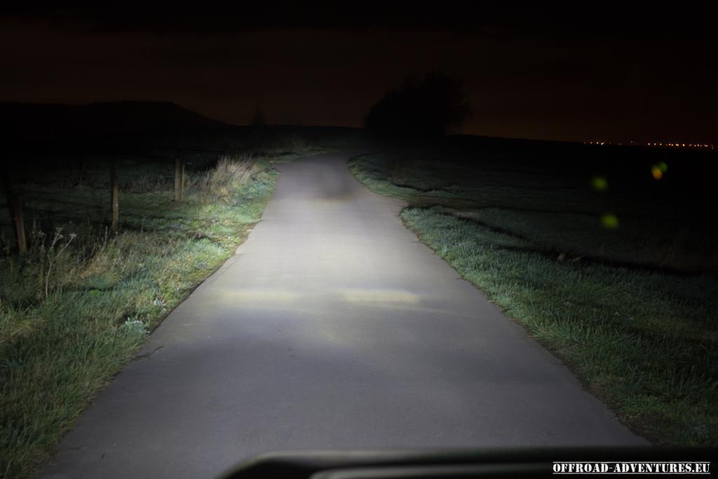 Nolden LED Scheinwerfer - Fernlicht