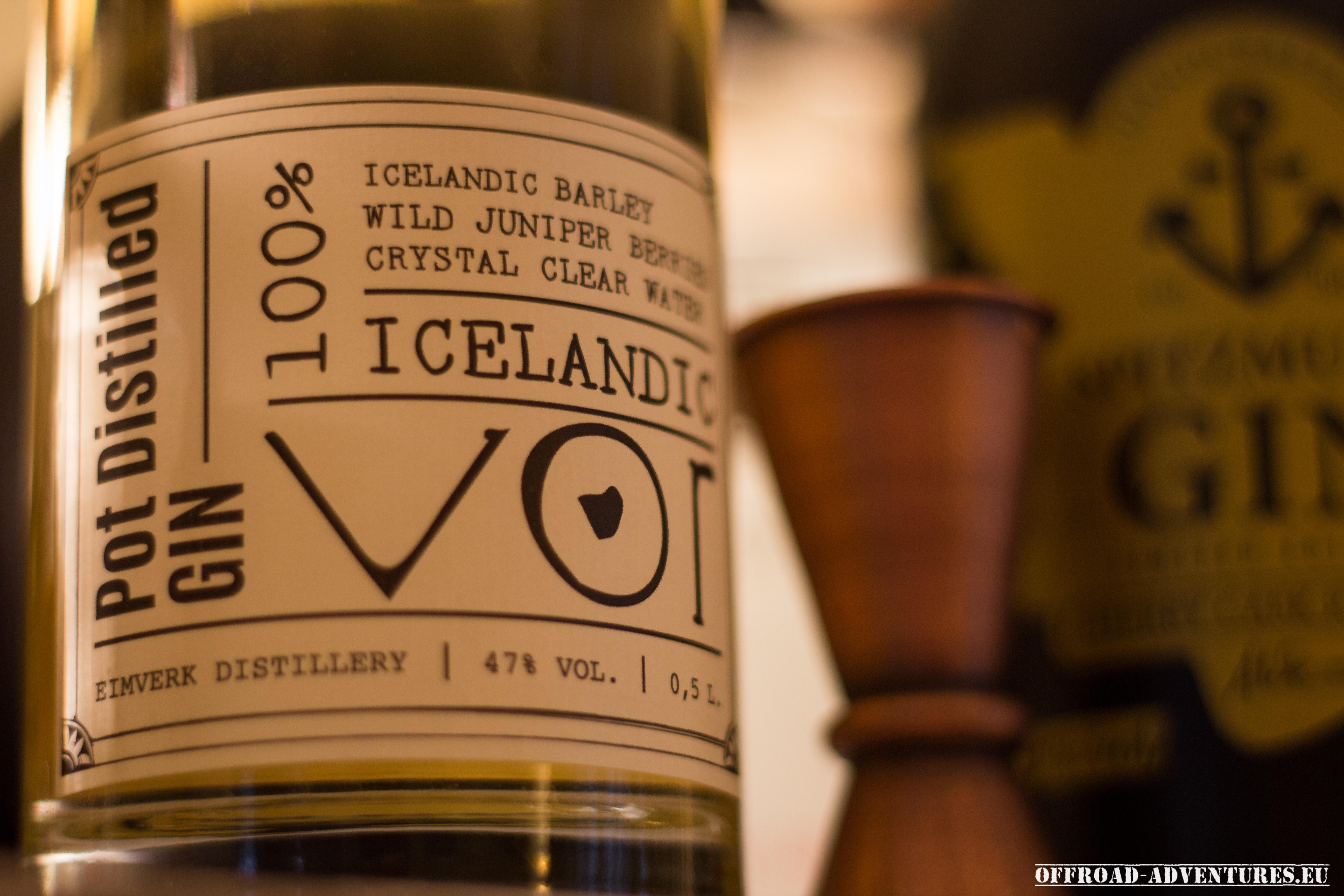 VOR Barrel Aged Reserve Gin