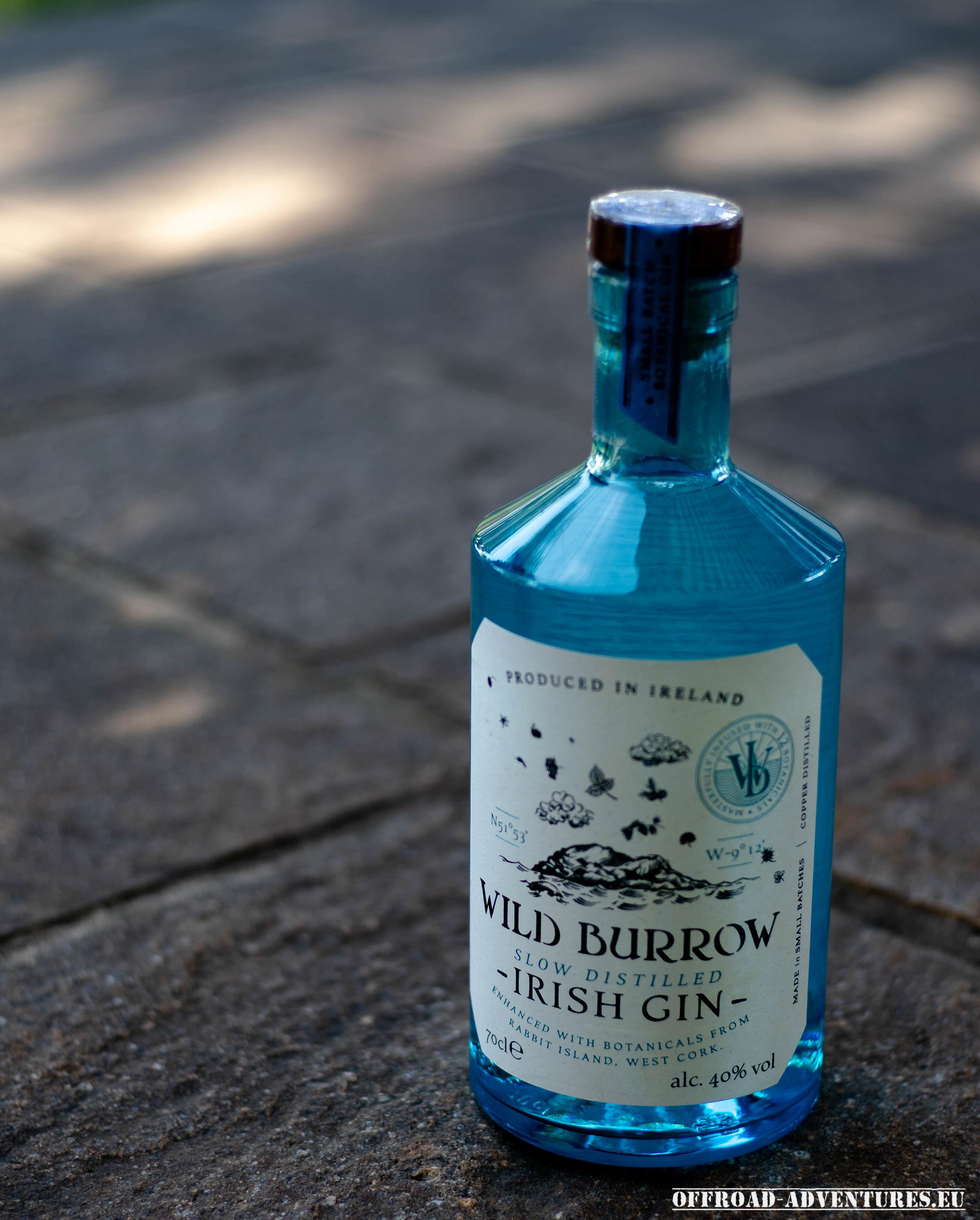 Wild Burrow Irish Gin